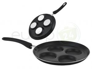Patelnia KingHoff KH 3823 do jajek placków non-stick 24 cm